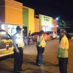 Patroli Polsek Taman Polres Pemalang Dialogis Dengan Satpam RSI Al Ikhlas Taman Pemalang