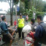 Tempat Parkir Jadi Sasaran Binluh Polisi