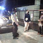 Upaya Wujudkan Pilkada 2020 Aman Dan Damai, Patroli Polsek Taman Patroli Dialogis Sambangi Satpam Pabrik
