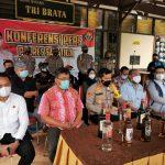 Kapolres Salatiga: Hasil Pemeriksaan Dokter, ke 3 Mahasiswa Asal Papua Tersebut Mengandung Cairan Miras, Tidak Ada Gejala Kekerasan Atau Suspek Virus Corona