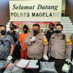 Sempat Melarikan Diri, Polres Magelang Akhirnya Tangkap Pelaku Pembacokan di Ngadiwongso Magelang