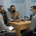 Masyarakat Mengaku Puas dan Terbantu Dengan Pelayanan Pembuatan SIM di atpas 1421 Satlantas Polrestabes Semarang