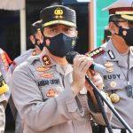 Kapolda Jateng: 70 Ribu Lebih Kendaraan Diperiksa Di perbatasan Masuk Jateng