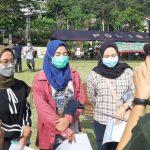 Gerai Vaksinasi Presisi Polda Jateng, upaya Polda Jateng Percepat Vaksinasi di Jawa tengah