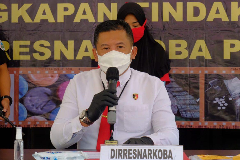 Nekat Selundupkan Sabu, Penjual Ikan Asal Jawa Timur Ditangkap Ditresnarkoba Polda Jateng