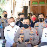 Kapolda Jateng Resmikan Kampung Tangguh Bersih Narkoba, Kapolda Paparkan Tren Kasus Narkoba di Jateng