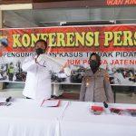Empat Orang Pelaku Judi Togel Berhasil Dibekuk Ditreskrimum Polda Jateng Di Dua Kabupaten