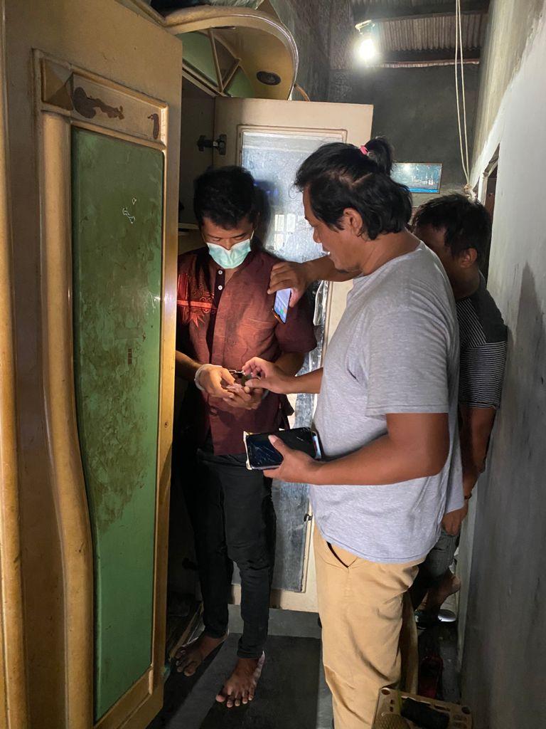 Ditresnarkoba Polda Jateng Ungkap Peredaran 4,42 ons Sabu Di Dua Tempat Berbeda
