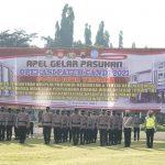 Gelar Apel Operasi Patuh Candi, Kapolda Jateng: Tidak Ada Penindakan Selama Operasi Patuh Candi 2021